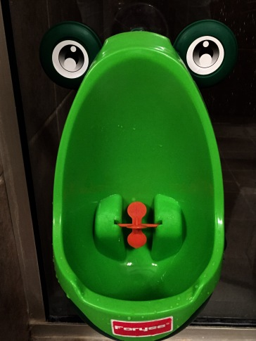 The frog and his ?uvula?